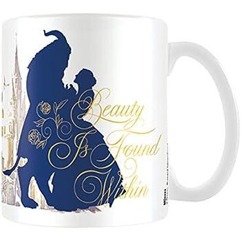 PRIMARK Disney Beauty and the Beast Chip Mug: Amazon.co.uk