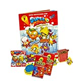 SUPERZINGS SERIES 1 ~ STARTER PACK ~ INCLUDES METAL HIDEOUT / SUPERBLASTER / DISCS ~ PLUS 2 x GoGo TRADING CARDS ~ RIVALS OF KABOOM