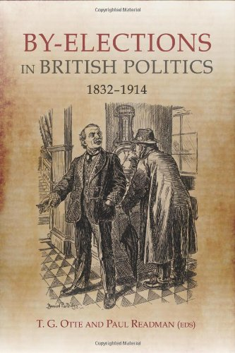 By-elections in British Politics, 1832-1914 (0)