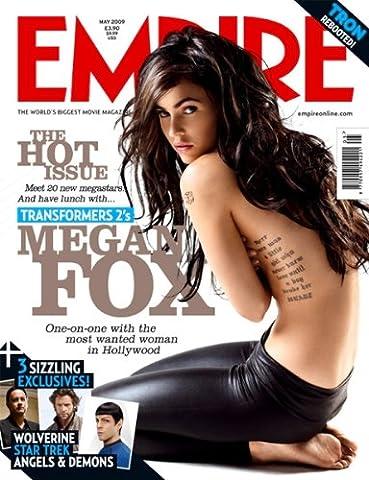 Empire Magazine Issue 239 (May 2009) Megan Fox