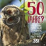 Geburtstagskarte mit Musik 3868-035c zum 50. Geburtstag