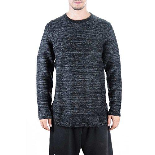 Black Kaviar Pullover – Karven schwarz Größe: L (Large)