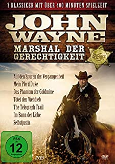 John Wayne - Marshal der Gerechtigkeit [2 DVDs]