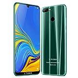 4G Telefoni Cellulari in Offerta, 4GB RAM+64GB ROM Smartphone Economici Dual SIM, 19:9 6,26'' Waterdrop Schermo, 12MP Fotocamera, 4800 mAh Android 8.1 Fingerprint Face ID