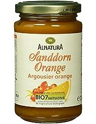 Alnatura Bio Fruchtaufstrich Sandorn-Orange, 250 g