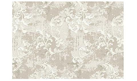 Tapis moderne floral beige design by sitap Laguna 643947565Tapis séjour cm.120x170 LAGUNA 64394-7565