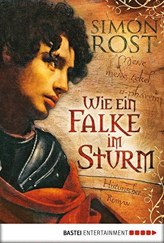 Wie ein Falke im Sturm: Historischer Roman