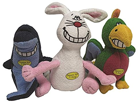 Multipet International 22340 Assorted Deedle Dudes Assorted Styles