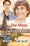 Too Many Temples by Erik Swill front cover