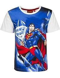 T-shirt manches courtes en coton garçon