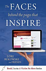 The Faces behind the Pages that Inspire (A Victim No More Book 2) (English Edition)