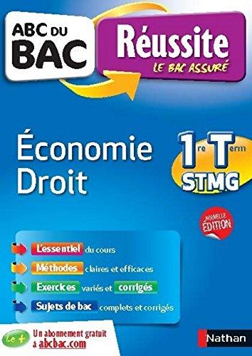 ABC du BAC Russite Eco/Droit 1ere et Term STMG