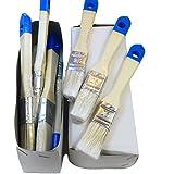 Rotix de 911612x Pincel Plano 25mm Aqua Pinceles y de pintor (también para barniz y barniz 12unidades)
