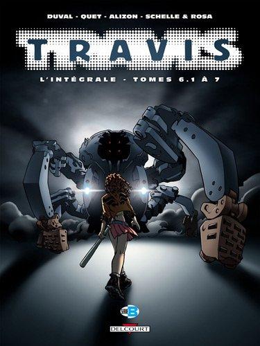 Travis Intégrale T06.1 à T07