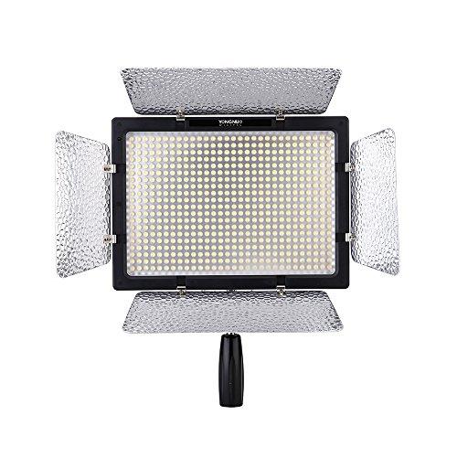 Yongnuo YN - 600L II 600 LEDs video Studio photographie lampe couleur reglable temperature 3200K - 5500K pour Canon Nikon Sony Pentax Olympus appareil photo DSLR