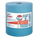 Kimberly-Clark Wypall Einweg Scheibenwischer, blau, 1