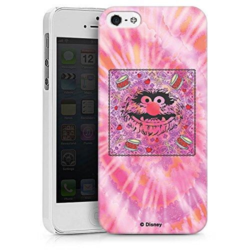 Apple iPhone X Silikon Hülle Case Schutzhülle Disney Muppets Fanartikel Merchandise Hard Case weiß