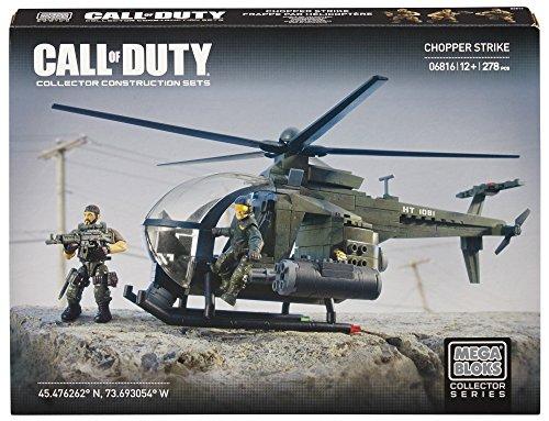 Mattel Mega Bloks DCL24 - Call of Duty Chopper Strike