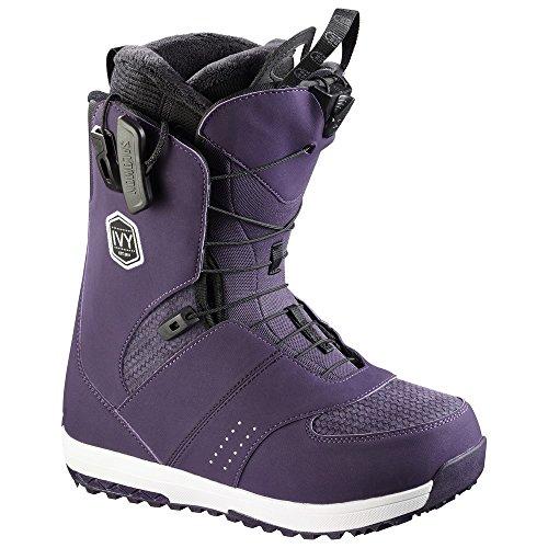 Salomon Snowboard–Ivy 16/17, Nightshade, Gr. UK-6.5