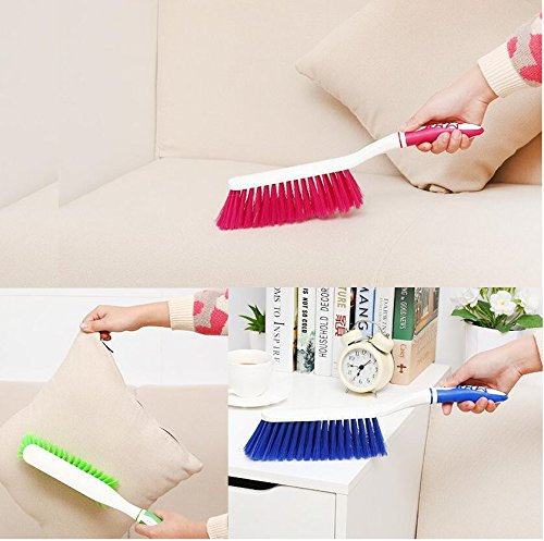 Glitter Collection Multi-purpose Thick non-slip Carpet,Bed Dust Clean Clothes Brushes sofa Dust Brush Manual Vacuum Cleaner/Brush Cleaner STARBRSH  available at amazon for Rs.215