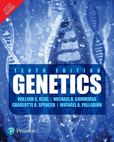 Concepts of Genetics 10e
