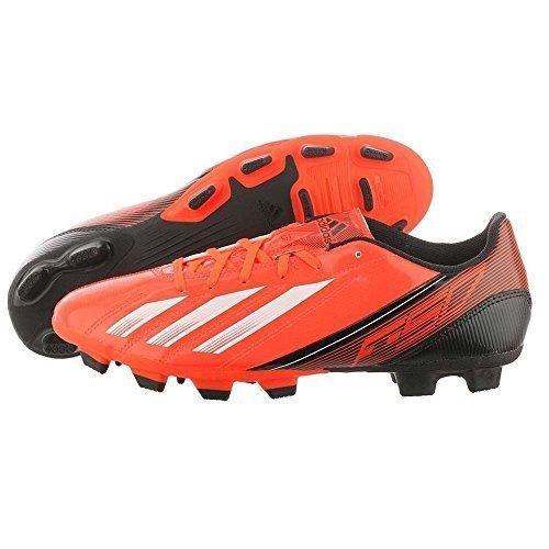 Adidas - Chaussures De Football Pour Hommes - Adidas F5 TRX FG Infrared/White/Black
