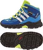 adidas Unisex-Baby Terrex Mid GTX I Sneaker, Azul/Blanco / Verde (Supazu/Blatiz / Seliso), 20 EU
