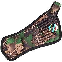 Pellor Outdoor Hunting 20 frecce per arco, supporto Strap per tubi - 20 Frecce