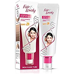 Fair & Lovely Advanced Multi Vitamin SPF 15 Face Cream, 50gm
