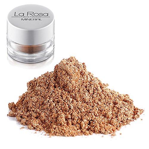 La Rosa - Mineral Lidschatten Nr. 12 GOLD-3g