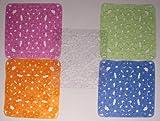 Metalltex M28992 - Salvaplatos plastico transparente
