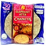 (6 Pack) Elephant Atta Chapati (6 Pack x 8 Chapatis)