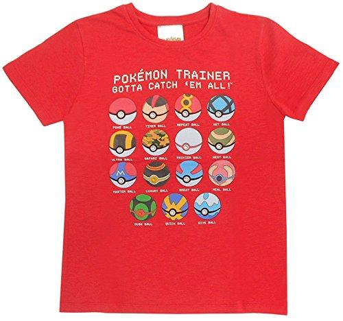 Pokémon Go T-Shirt (116/122, (Pinkie Pony Pie Hoodie My Little)