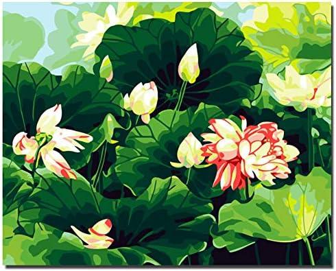YKCKSD Puzzle Adulte 1000 Pièces Paysage Lotus Photos Bricolage Main Ed Cadeau pour Les Arts Maison Mur | Vogue