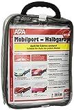 APA Halbgarage Nylon für Kleinwagen 38500, Grösse 1 L 233 x B 157 x H 61cm