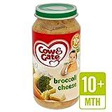 Cow & Gate 10 Mon. + Broccoli-Käse 250g