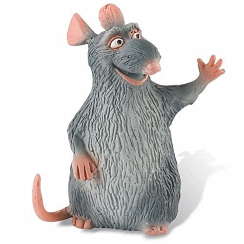 Toppers Django - Nuevo Ratatouille 12