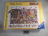 Ravensburger No. 190690 : Time Square - Everyone should go there [1000 Teile].