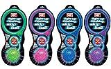 KandyToys Blinkendes Licht Skip Ball Knöchel Skipper Spielzeug