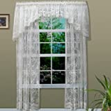 Best Commonwealth Home Fashions Home Fashion rideaux - Common Wealth Home Fashions Mona Lisa Lace Window Review