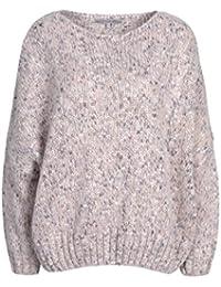 Suchergebnis auf Amazon.de für  Grobstrick-Pullover, - Wolle   Damen ... f9794b2ab2