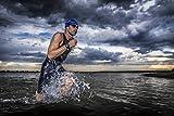 Garmin HRM-Tri Premium HF-Brustgurt -Laufen, Radfahren, Schwimmen, speziell für Triathlon - 3