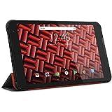"Energy Sistem Tablet Cover 8"" Max 3 (Funda exclusiva con posición de atril, carcasa rígida y tapa con imán e interior de poliuterano antideslizante para proteger la pantalla) - Negra"