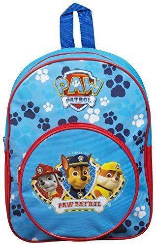 Paw patrol childrens kids holiday school borsa zaino con tasca