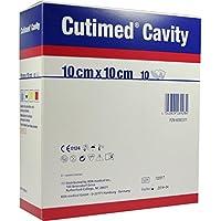 CUTIMED Cavity Schaumverb.10x10 cm nicht haftend 10 St Kompressen preisvergleich bei billige-tabletten.eu