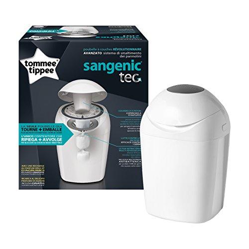 Tommee Tippee 5010415400154 Sangenic Hygiene Plus Windeltwister - 4