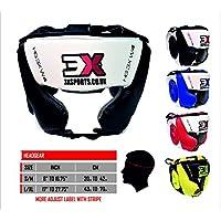 Cara Completa Casco Protector Cabeza Pantalla Headgear Farabi Fight Gear/ /Protector de Cabeza de Boxeo MMA Muay Thai Entrenamiento Pr/áctica