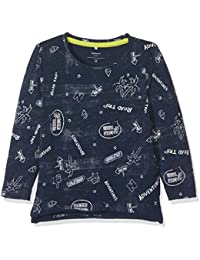 NAME IT Niterik Ls Top Mz Ger, Camisa para Niños