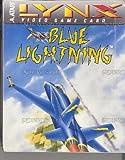 Blue lightning - Lynx Bild