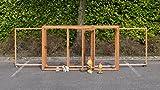 Anbau-Auslauf Functional 180x80x104cm
